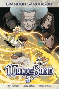 Brandon Sanderson's White Sand Volume 3 (Signed Limited Edition)