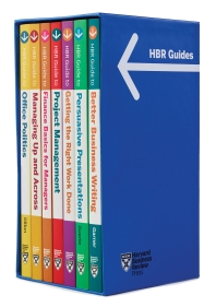 HBR Guides Boxed Set