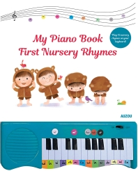 My First Piano Book Nursery Rhymes