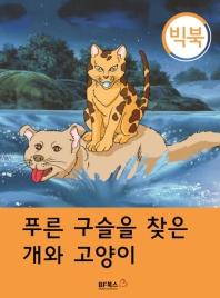 푸른 구슬을 찾은 개와 고양이(빅북)
