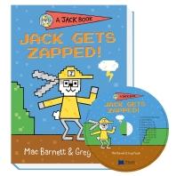 Very 얼리챕터북 Jack Book 08 Jack Gets Zapped! (원서 & CD)