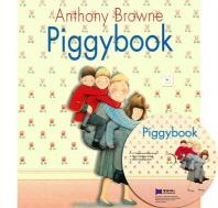 베오영 Piggybook (원서 & CD)