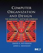 Computer Organization and Design 4/E