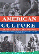 American Culture : Anthology