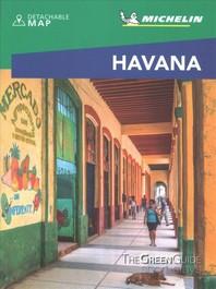 Michelin Green Guide Short Stays Havana