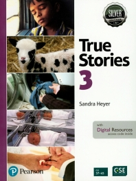 More True Stories Student Book with Essential Online Resources Level 3, Silver Edition