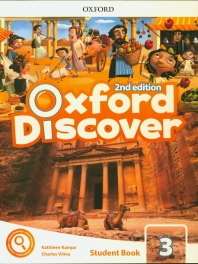 Oxford Discover: Level 3: Student Book