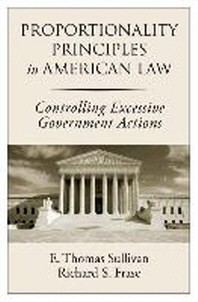 Proportionality Principles in American Law