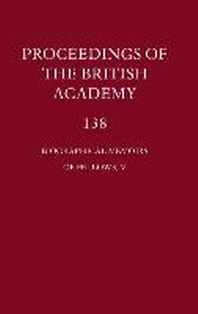 Proceedings of the British Academy, 138 Biographical Memoirs of Fellows, V
