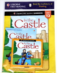 Usborne First Reading Workbook Set 1-12 : In the Castle (with CD)