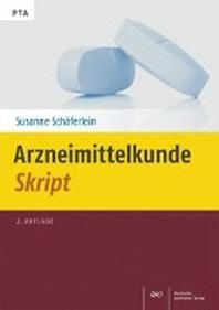 Arzneimittelkunde-Skript
