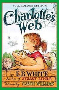 Charlotte's Web [Full Color] (미국판)