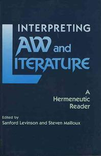 Interpreting Law and Literature