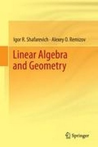 Linear Algebra and Geometry