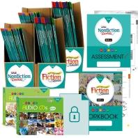 픽션논픽션 리더스(Fiction Time for Kids Nonfiction Readers) Level 3 세트 L3.0~3.9