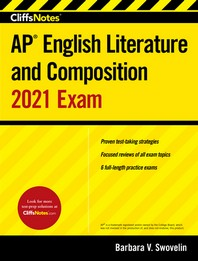Cliffsnotes AP English Literature and Composition 2021 Exam