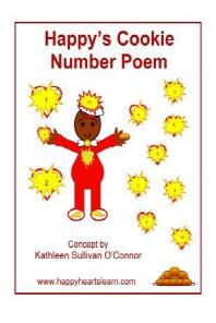 Happy's Cookie Number Poem