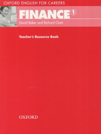 Finance. 1 : Teaher's Resource Book