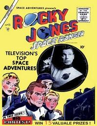 Space Adventures # 15