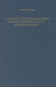 History of the Commentary on Selected Writings of Samuel Johnson