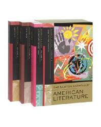 Norton Anthology of American Literature V C, V D and V E Package