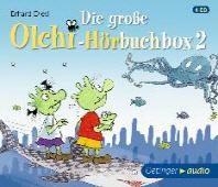 Die grosse Olchi-Hoerbuchbox 2 (4 CD)