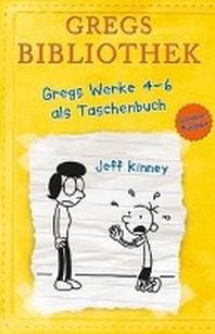 Gregs Bibliothek - Gregs gesammelte Werke 4 - 6 als Taschenbuch