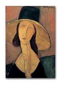재원브로마이드. 7: 모딜리아니/큰 모자를 쓴 잔느