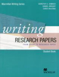 Writing Research Papers(Student Book)