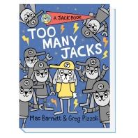 Very 얼리챕터북 Jack Book. 6: Too Many Jacks