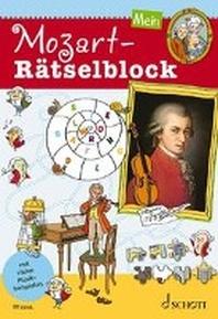 Mein Mozart-Raetselblock