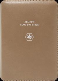 All New 굿데이성경(다크베이지)(지퍼)(미니합본)(개역개정)(해설새찬송가)(반달색인)