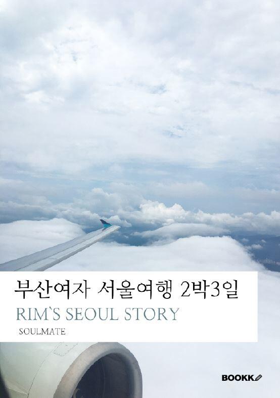 부산여자의 서울여행 2박3일 (컬러판)