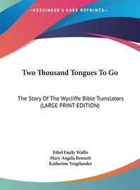 Two Thousand Tongues to Go