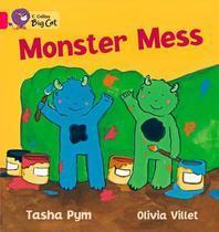 Monster Mess Workbook