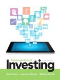 Fundamentals of Investing with Myfinancelab Access Code
