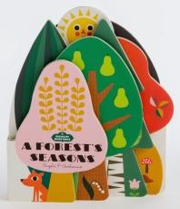 A Forest's Seasons (Bookscape Board Books)