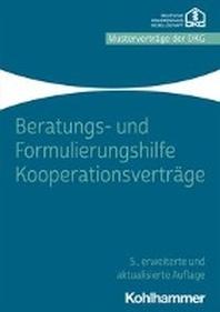 Beratungs- Und Formulierungshilfe Kooperationsvertrage