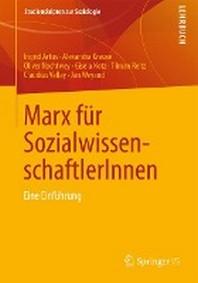 Marx Fur Sozialwissenschaftlerinnen