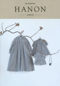 HANON DOLL SEWING BOOK