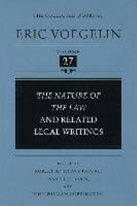 Nature of the Law and Related Legal Writings (Cw27)