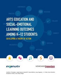 Arts Education and Social-Emotional Learning Outcomes Among K-12 Students