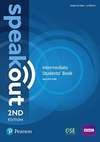 Speakout Intermediate Students'Book+DVD