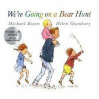 We're Going on a Bear Hunt (Book & CD) (Paperback)