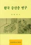 한국 중산층 연구