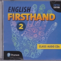 English Firsthand Audio CD Level 2