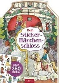 Mein Sticker-Maerchenschloss