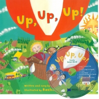 노부영 Up, Up, Up! (원서&CD)