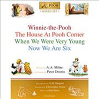 Winnie-The-Pooh Boxed Set