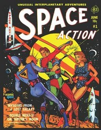 Space Action #1